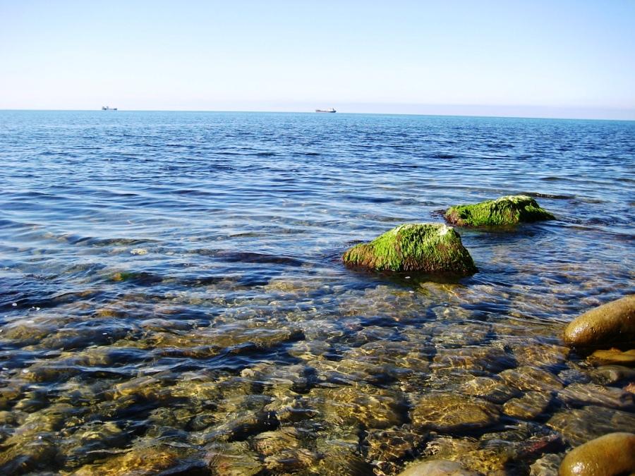кемпинга до моря всего